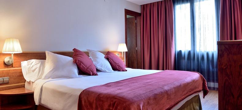 CHAMBRE DOUBLE DELUXE Hôtel HLG CityPark Pelayo