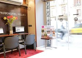 Internet corner Hôtel HLG CityPark Pelayo