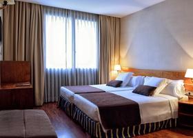 Chambre Hôtel HLG CityPark Pelayo