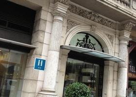 Façade Hôtel HLG CityPark Pelayo