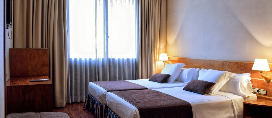 Hôtel HLG CityPark Pelayo