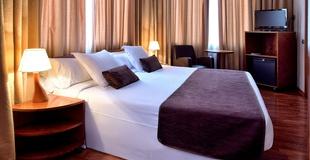 CHAMBRE DOUBLE AVEC VUES Hôtel HLG CityPark Pelayo