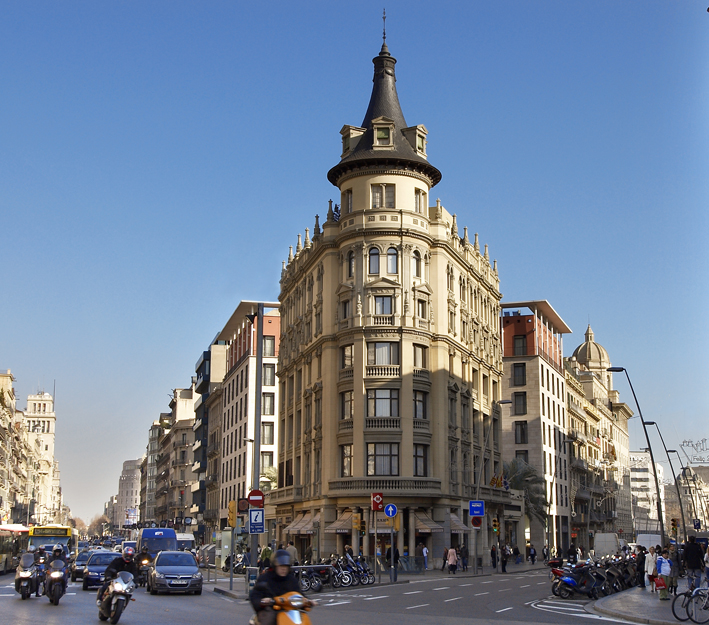 H tel hlg citypark pelayo site officiel h tel 2 toiles for Hoteles familiares en barcelona ciudad